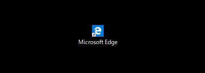 Microsoft Edge アイコン